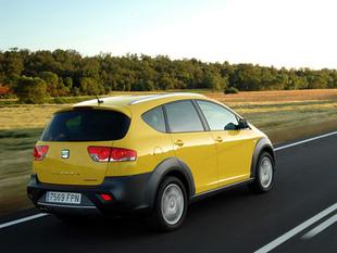 Seat Altea Freetrack 4x4 Design Motorlegend Com