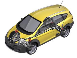 SEAT Altea Freetrack 4X4 - Innovation .com