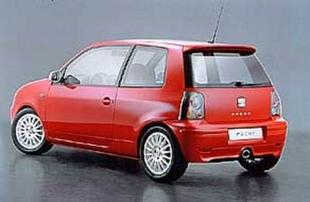 SEAT Arosa Racer - Salon de Francfort 2001.com