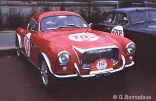 SIATA Daina SL Sport - Tour Auto 2001   - Page 1.com