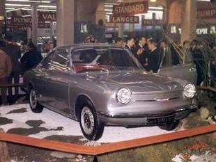 SIMCA Coupés Bertone 1000 et 1200 S - Saga Simca   - Page 1.com