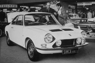 Simca 1000 coup la fili re italienne a acqu rir avant tout le monde guide d 39 achat - Simca 1000 coupe bertone occasion ...