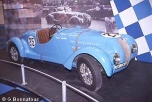 SIMCA Gordini - Rétromobile 2004.com
