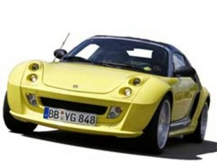 fiche technique smart roadster coupe brabus 2003 motorlegend. Black Bedroom Furniture Sets. Home Design Ideas