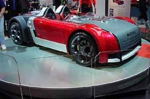 SUZUKI GSX R/4 - Salon de Francfort 2001.com