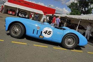 TALBOT LAGO T26 GS de Pierre Levegh - Le Mans Classic 2008  .com