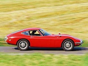 TOYOTA 2000 GT - Festival Automobile Historique 2005   - Page 2.com