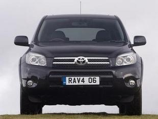 TOYOTA RAV4 136 D-4D VX - Un monarque sous pression 4x4 compacts : lequel choisir ?  .com