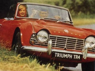 Acheter une TRIUMPH TR4 (1961-1967) - guide d'achat
