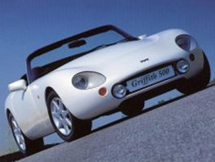 TVR Griffith - Saga TVR   - Page 1.com