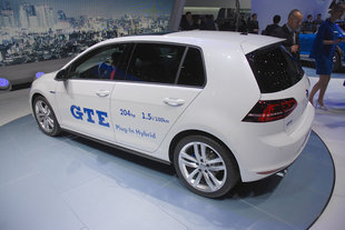 volkswagen golf gte. Black Bedroom Furniture Sets. Home Design Ideas