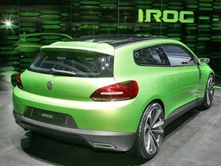 VOLKSWAGEN Iroc - Mondial de l'automobile 2006.com