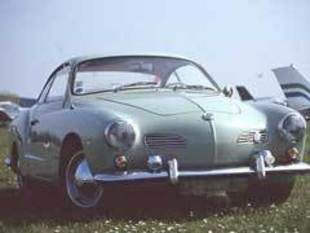 Acheter une VOLKSWAGEN Karmann-Ghia (1955- ) - guide d'achat