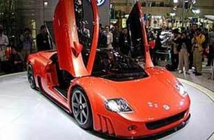 VOLKSWAGEN W12 - Salon de Tokyo 2001.com
