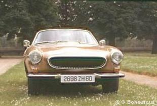 VOLVO P 1800 ES - Festival Automobile Historique 2004   - Page 1.com