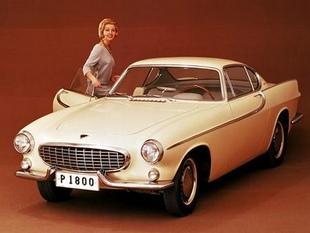 VOLVO P 1800 - Saga Volvo   - Page 1.com