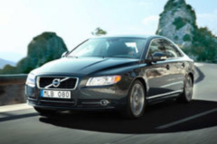 VOLVO S80 D5 205 ch