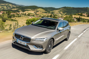 Essai VOLVO V60 D4 Geartronic 8 Inscription Luxe