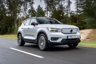 VOLVO XC40 Recharge 408 ch