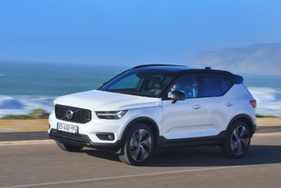 Essai VOLVO XC40 T5 AWD Geartronic 8 First Edition