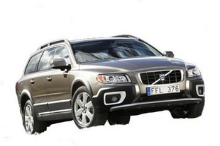 fiche technique volvo xc70 d5 163ch diesel 2007 motorlegend. Black Bedroom Furniture Sets. Home Design Ideas