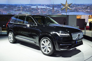 volvo xc90 ii. Black Bedroom Furniture Sets. Home Design Ideas