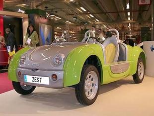 ZEST Roadster - Salon du Cabriolet et du Coupé 2006.com