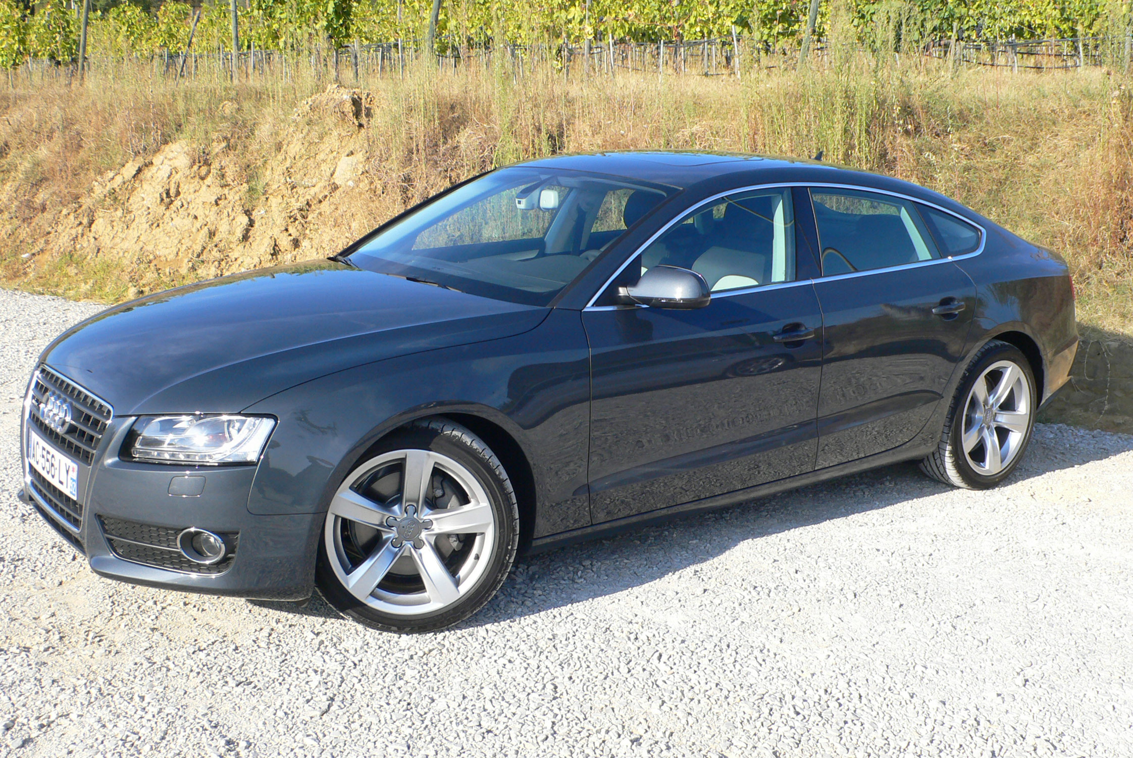 essai audi a5 sportback 3 0 tdi motorlegend. Black Bedroom Furniture Sets. Home Design Ideas