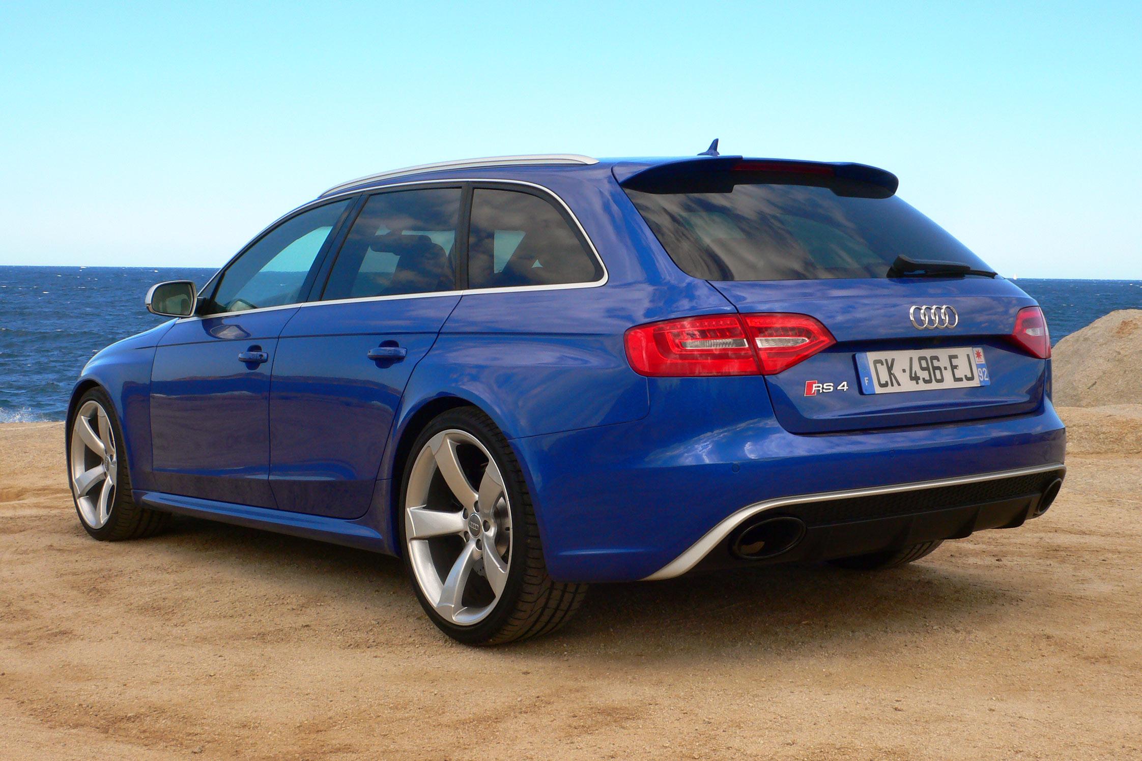 Essai Audi Rs4 Avant B8 Motorlegend
