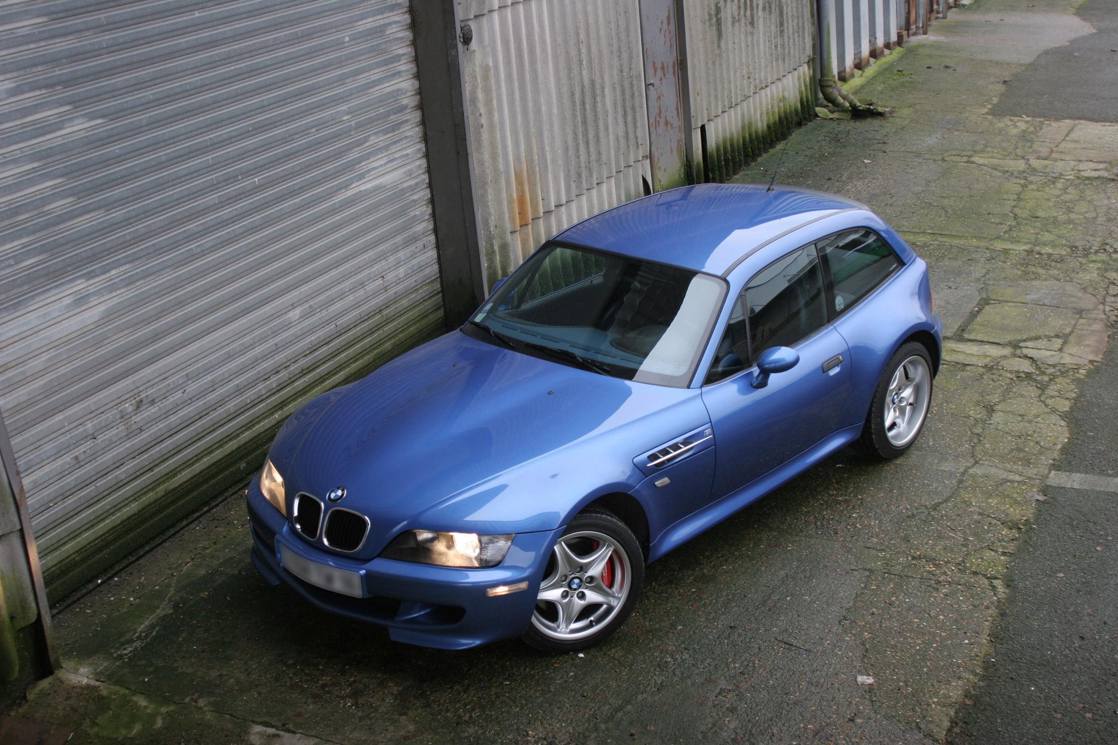 Acheter une BMW Z3 Coupé (E36) - guide d'achat - Motorlegend