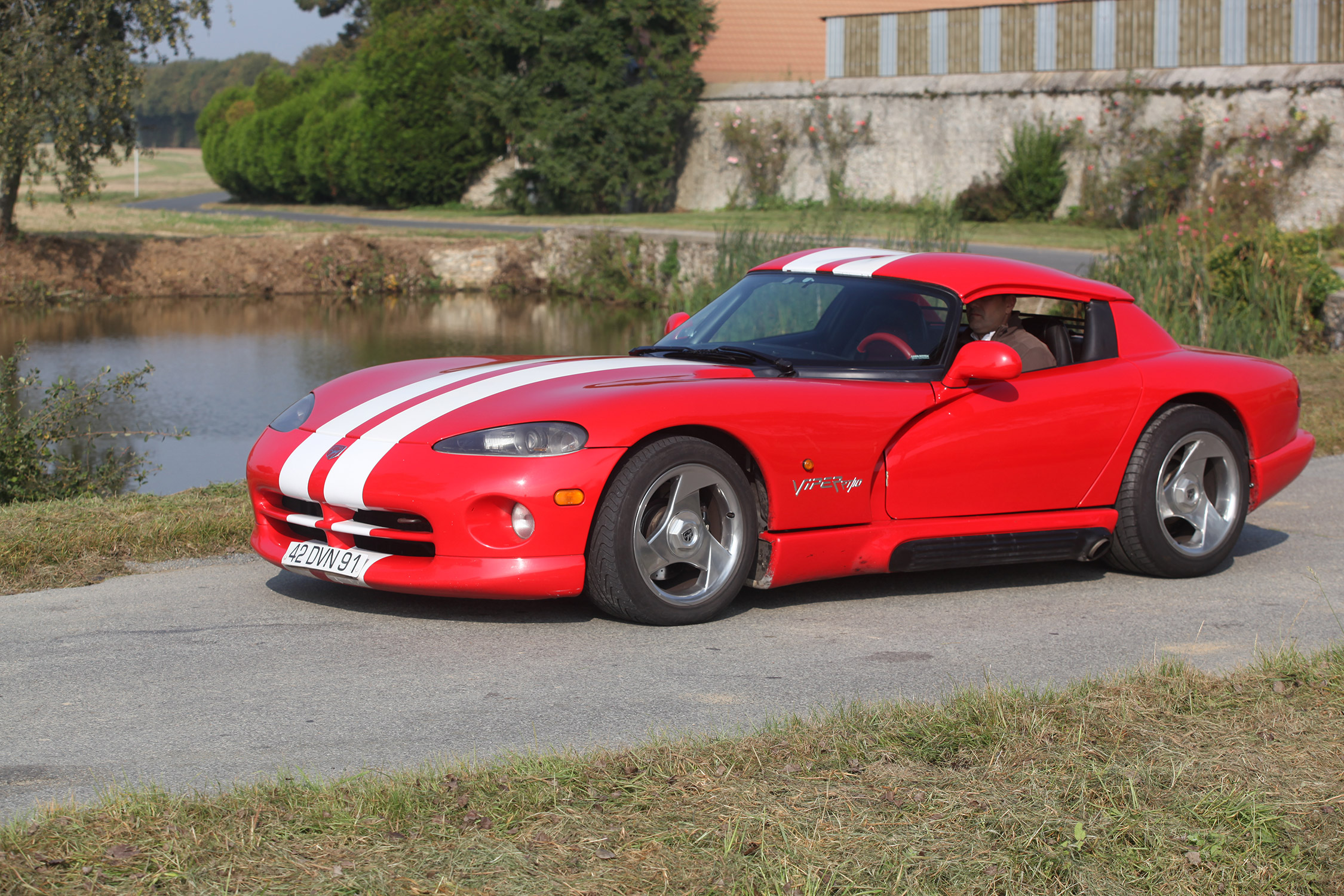 Dodge viper rt10 thomas riaud