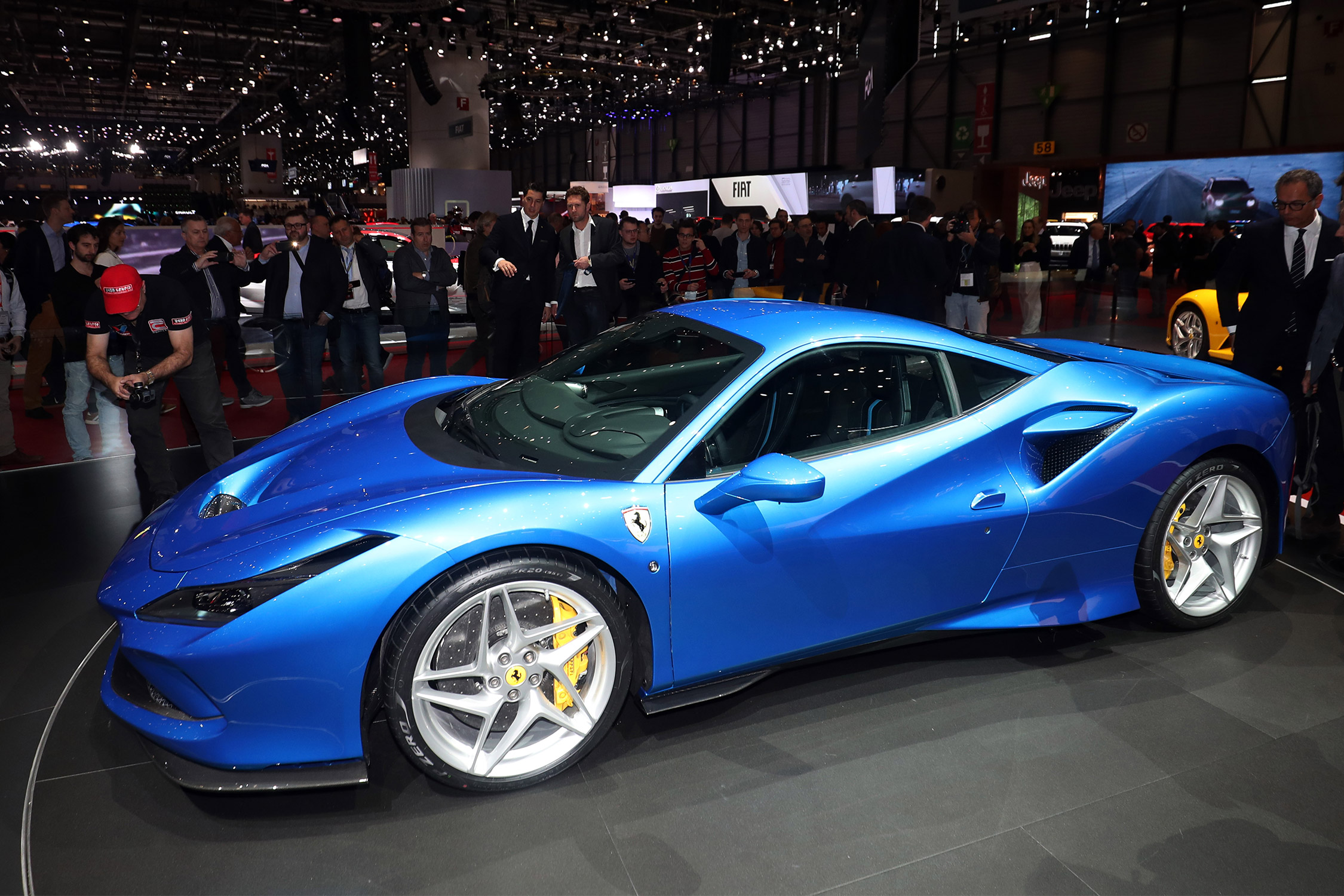Ferrari F8 Tributo Salon De Gen 232 Ve Gims 2019