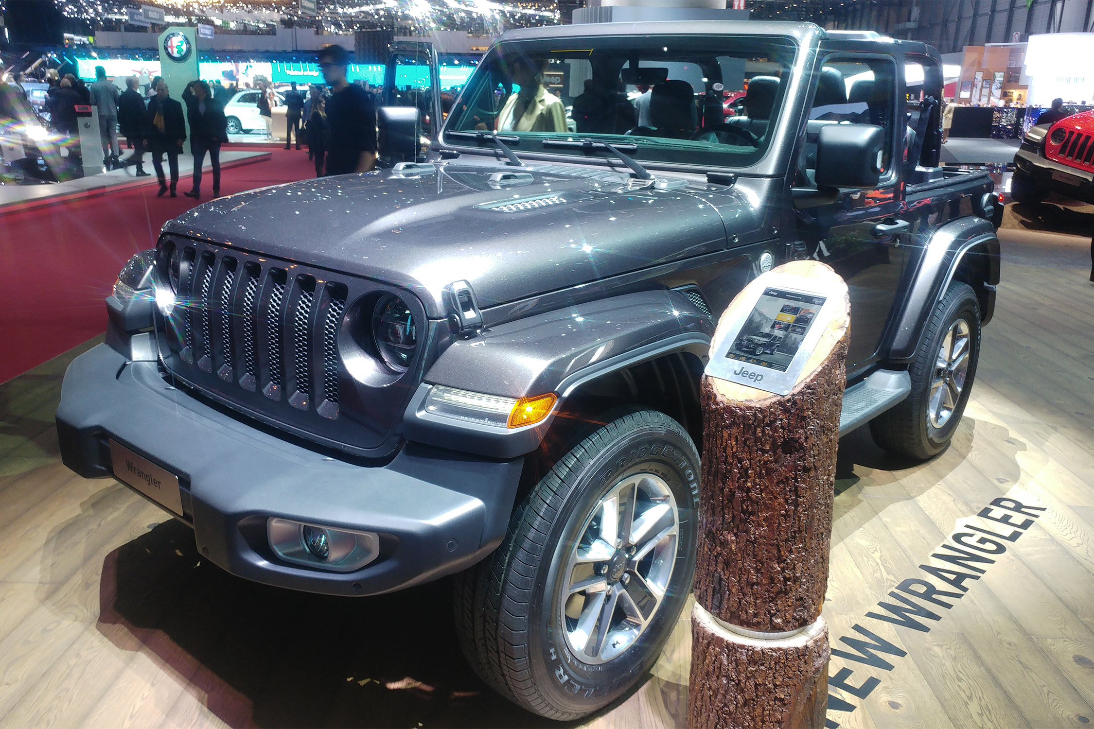 jeep wrangler jl salon de gen ve gims 2018. Black Bedroom Furniture Sets. Home Design Ideas