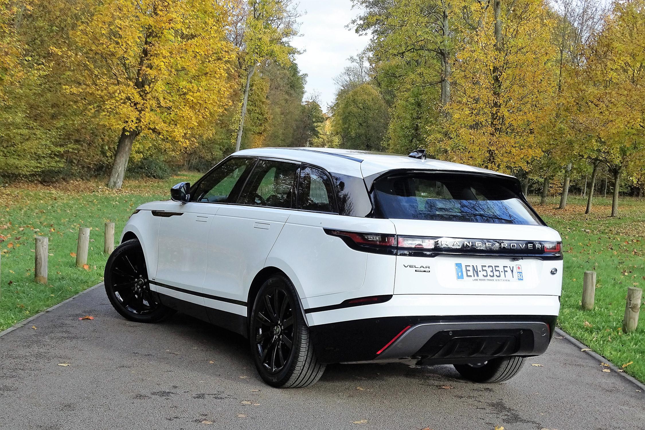 Essai Land Rover Range Rover Velar D240 Motorlegend