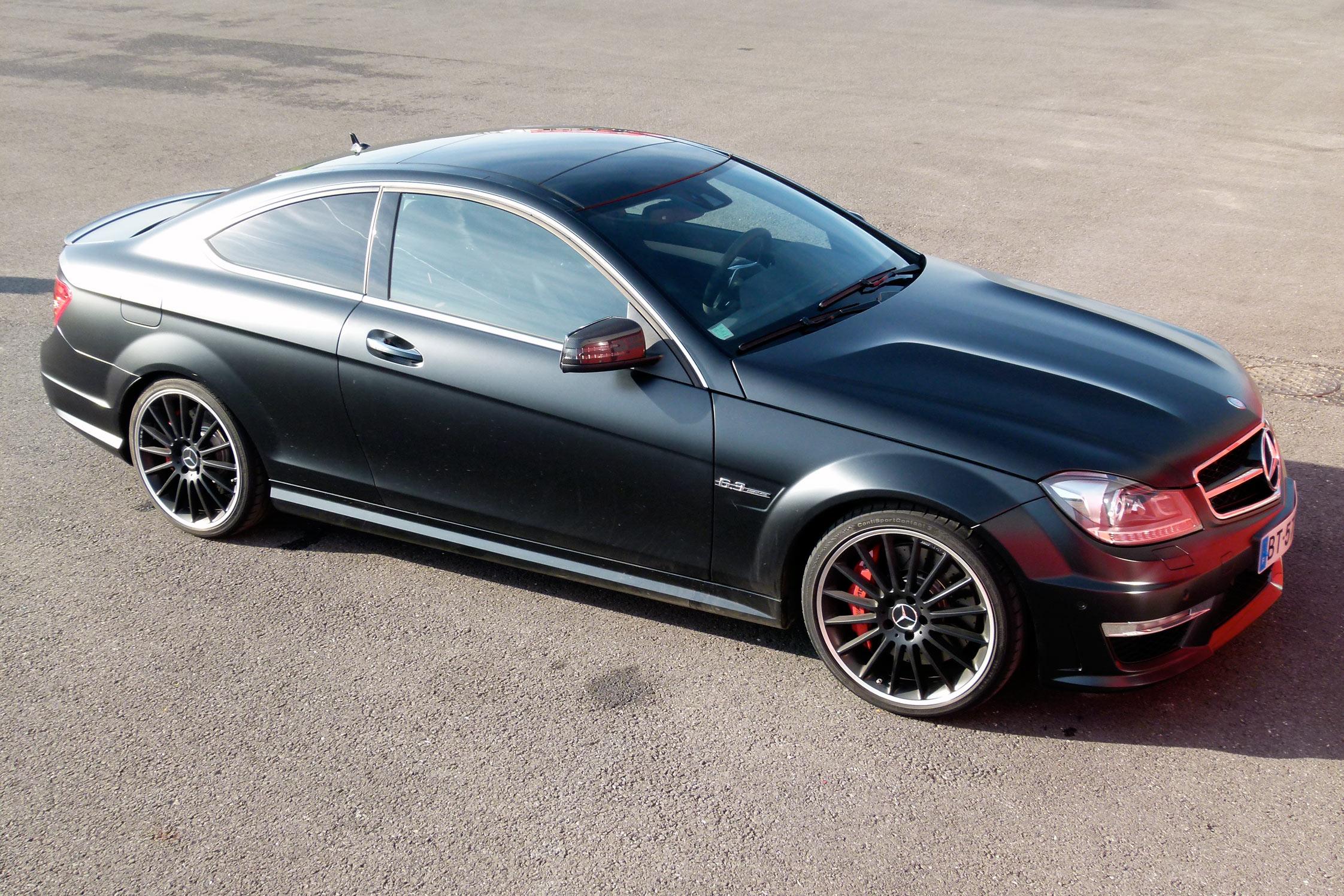 Tarif Mercedes Classe C Coupe