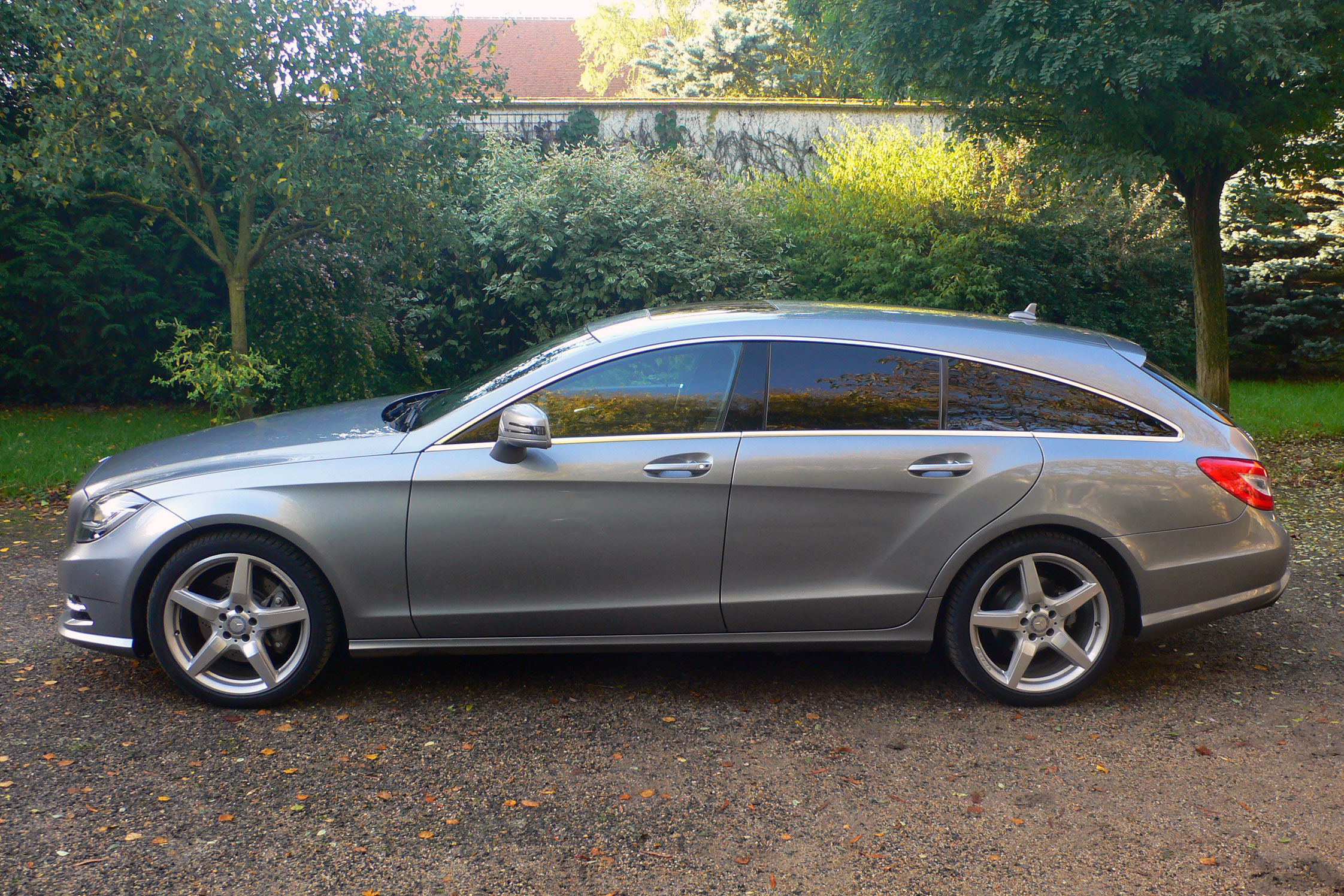 Essai mercedes cls 350 cdi shooting brake motorlegend - Mercedes coupe e occasion ...