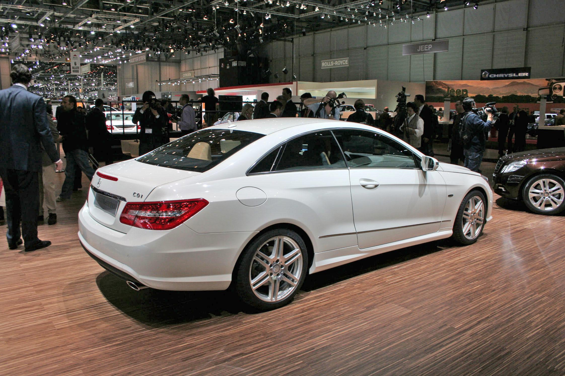 Essai mercedes classe e coup motorlegend - Mercedes classe e 4 coupe ...
