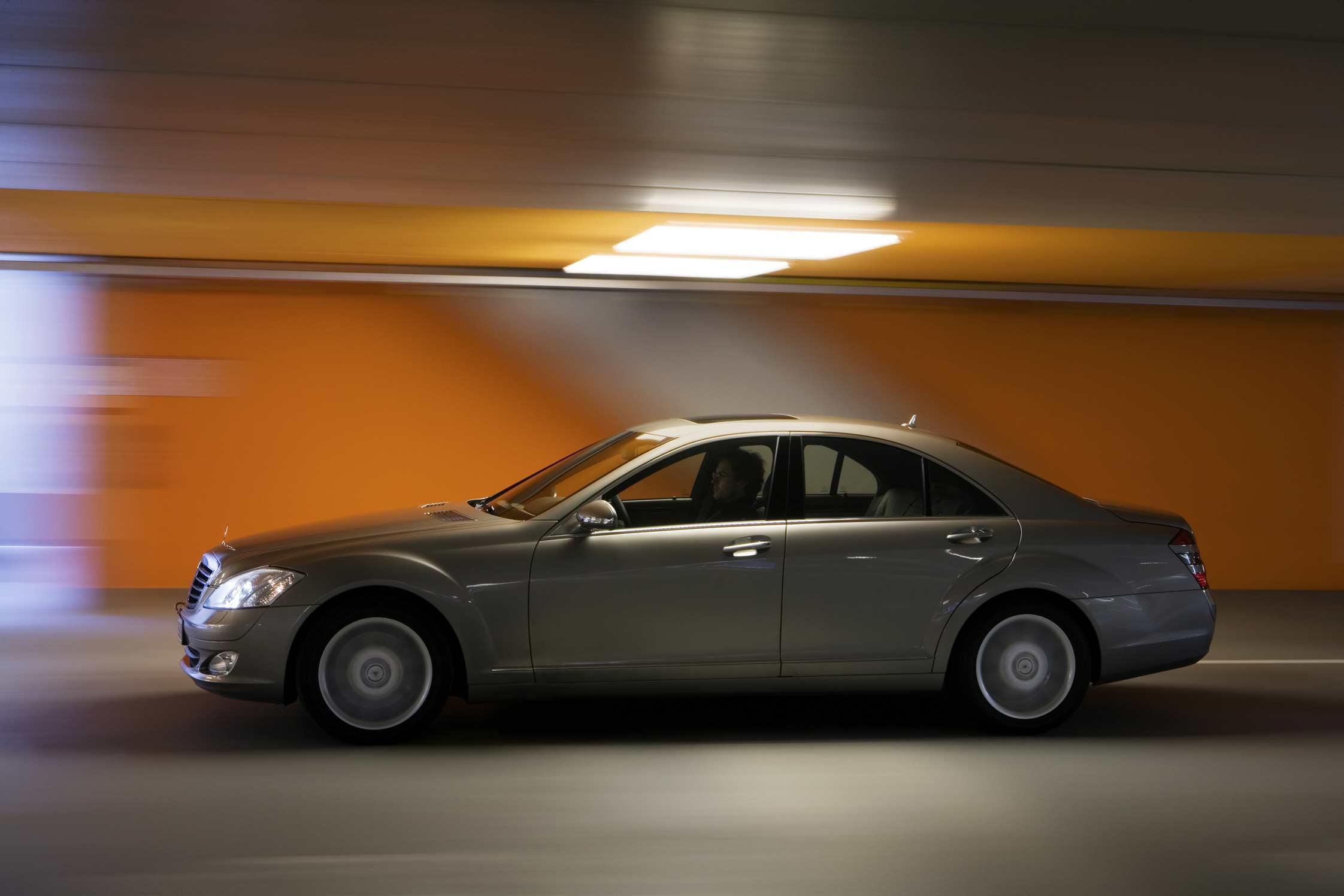 Essai Mercedes Classe S 420 Cdi Motorlegend
