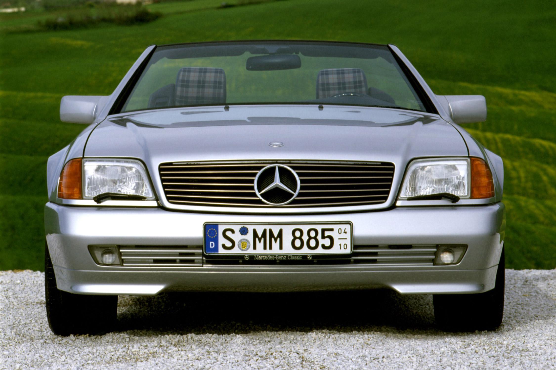 FLYER POUR LE RASSO SL DES 30 ANS Mercedes-classe-sl-r129-autre-108015