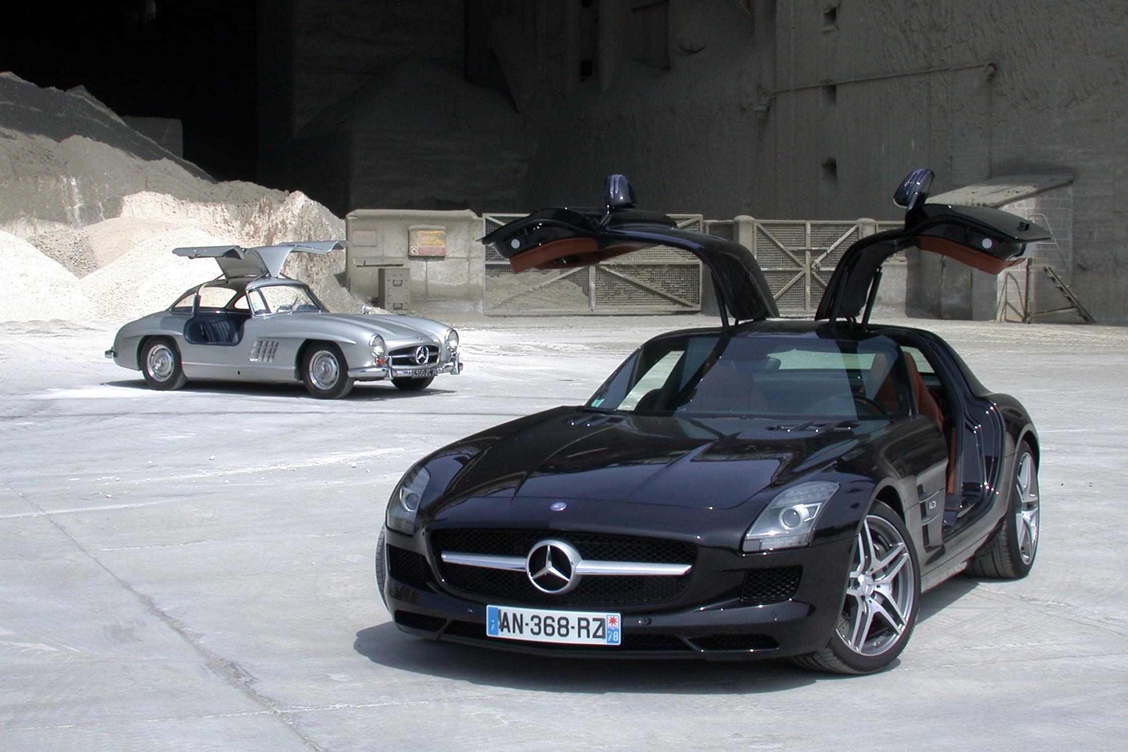 Mercedes Amg Porte