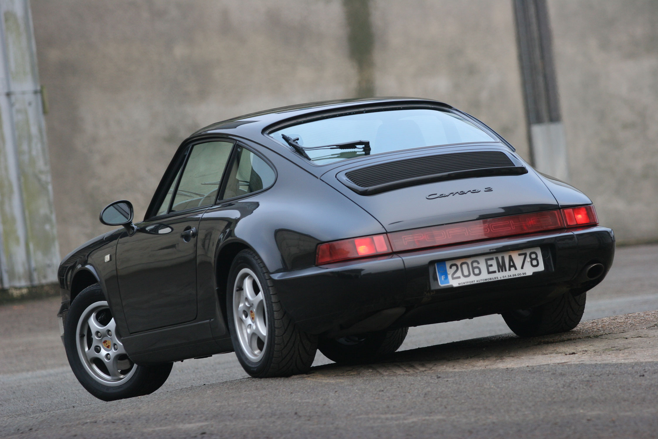 Acheter Une Porsche 911 Carrera 2 Type 964 1990 1993
