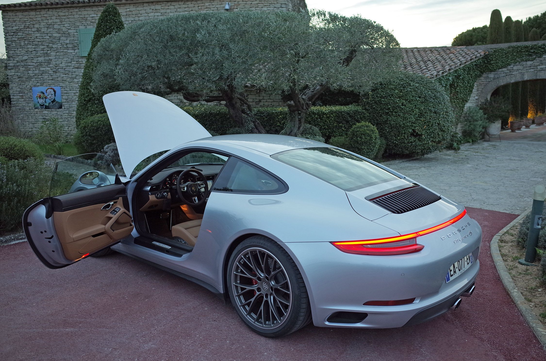 Essai Porsche 911 991 Carrera 4s 420 Ch Motorlegend