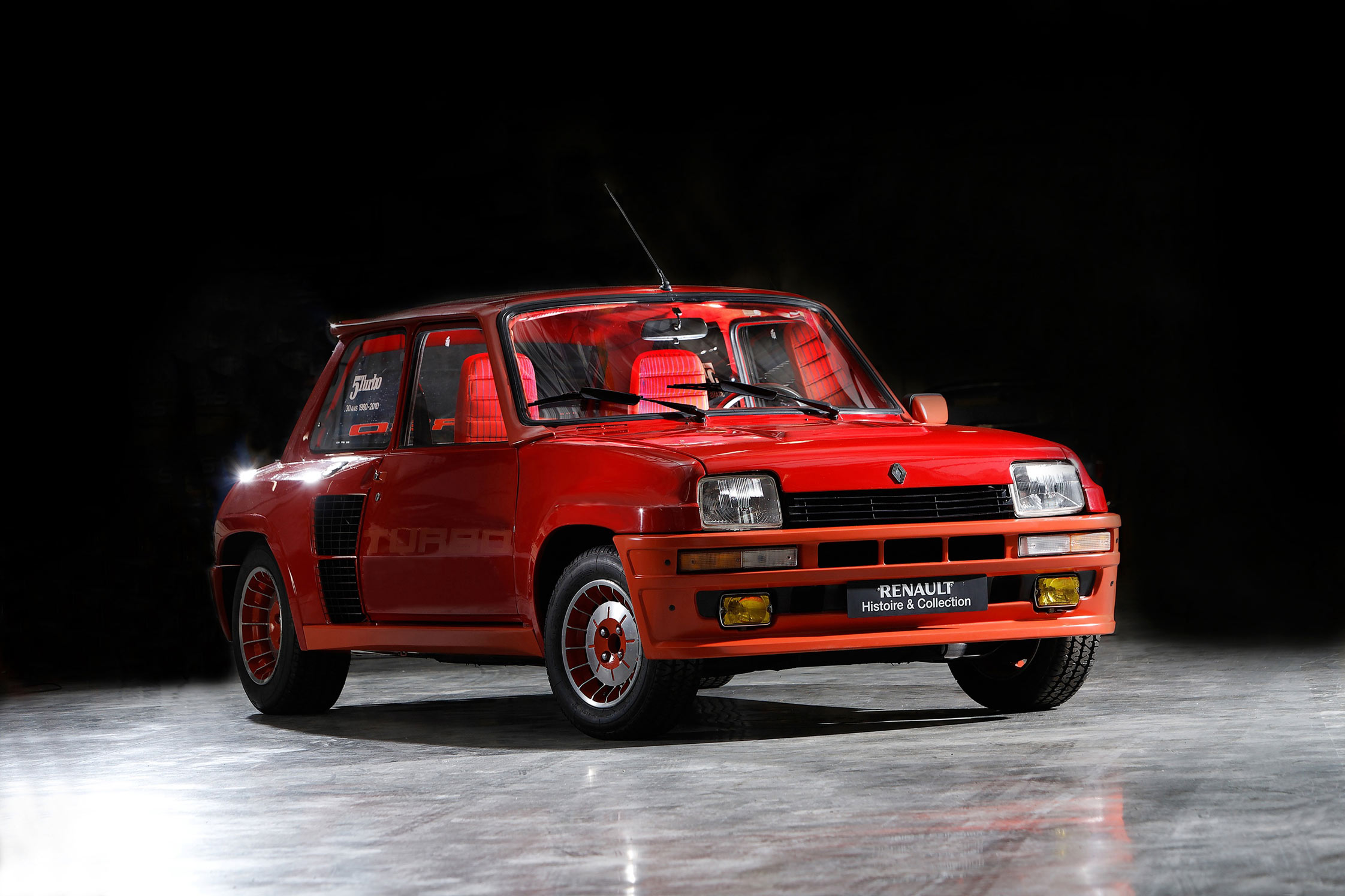 acheter une renault r5 turbo 1981 guide d 39 achat. Black Bedroom Furniture Sets. Home Design Ideas