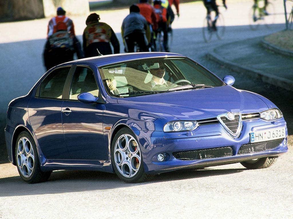 Essai ALFA ROMEO 156 GTA