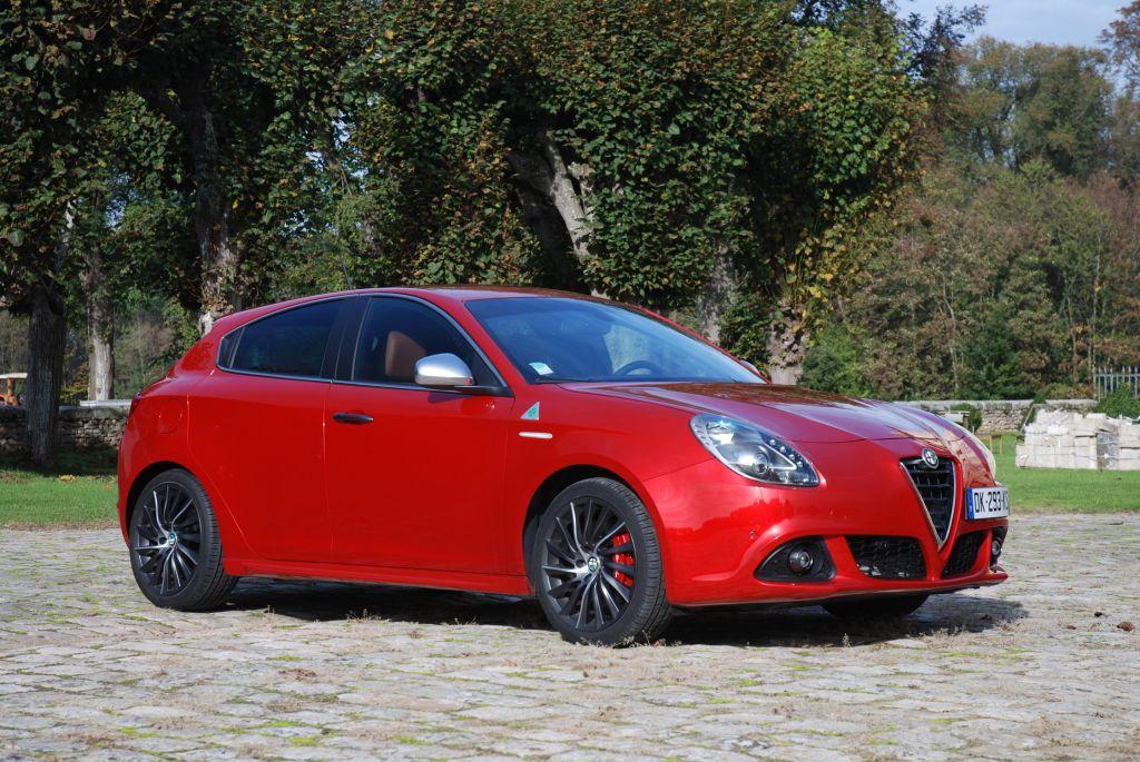 Essai ALFA ROMEO Giulietta QV 240ch