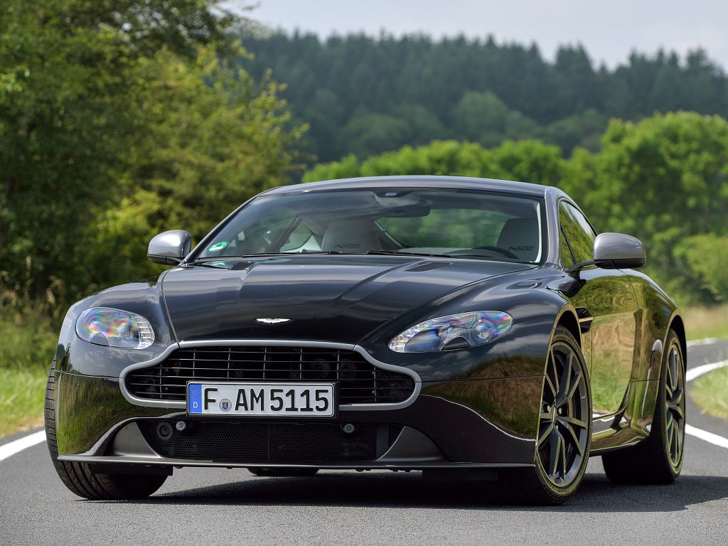 ASTON MARTIN V8 Vantage N430 - Salon de Genève 2014.com