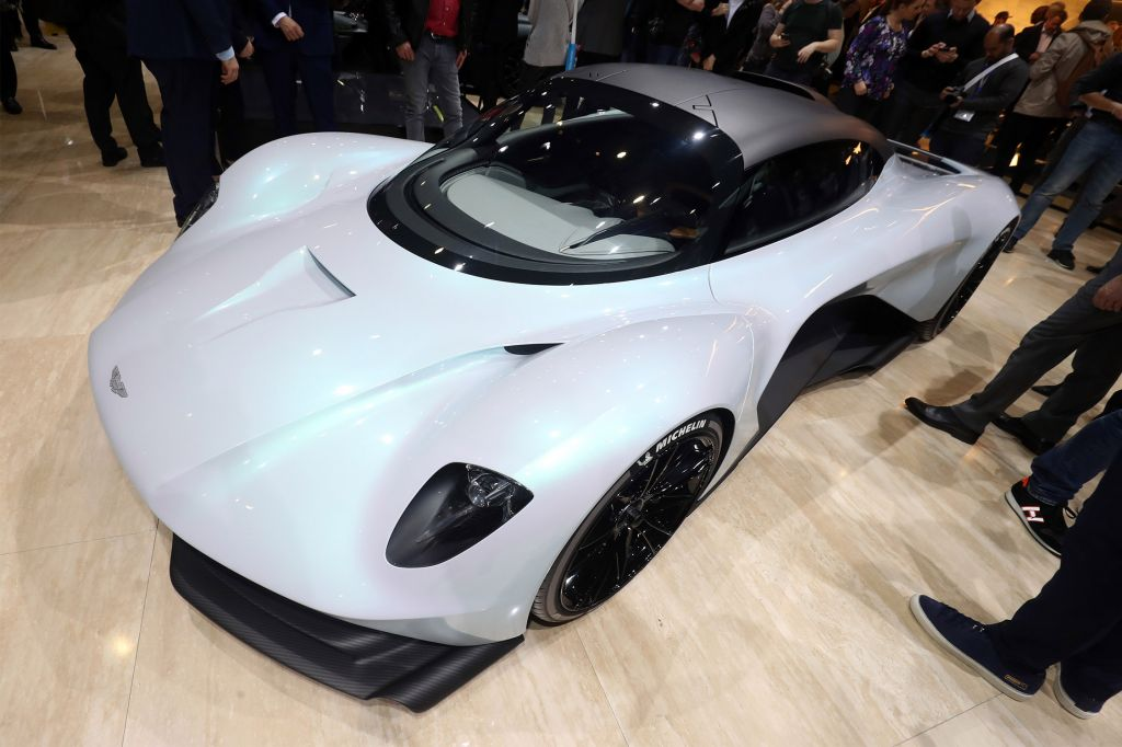 ASTON MARTIN AM-RB 003 - Salon de Genève - GIMS 2019.com