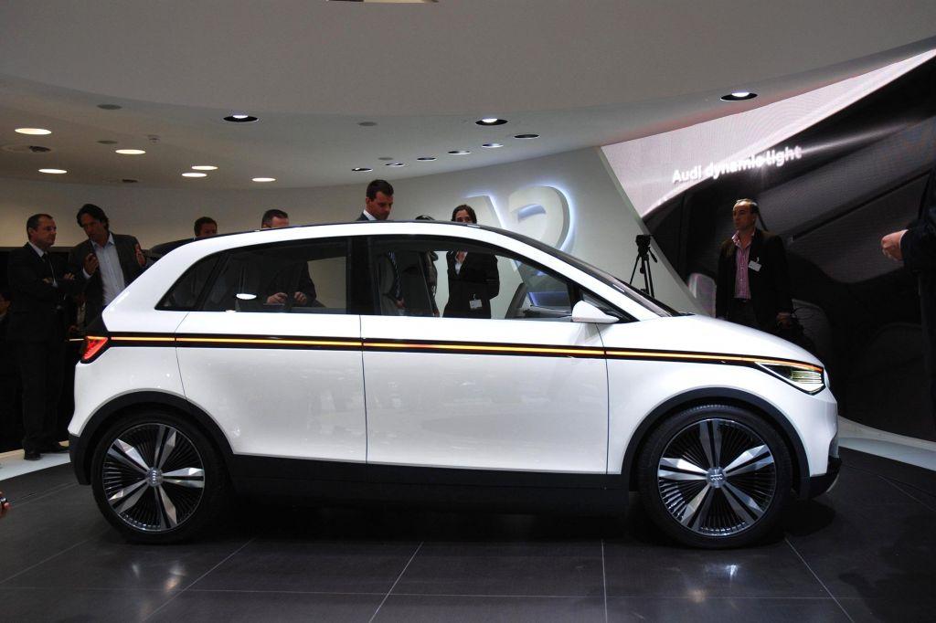 AUDI A2 Concept - Salon de Francfort 2011.com