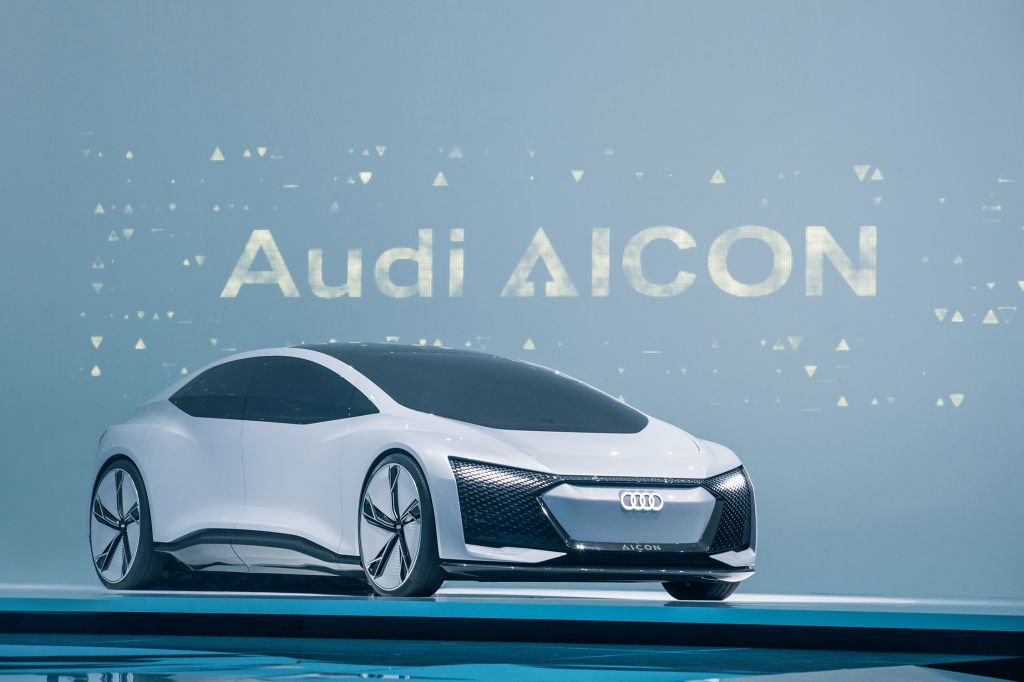 AUDI Aicon - Salon de Francfort 2017.com