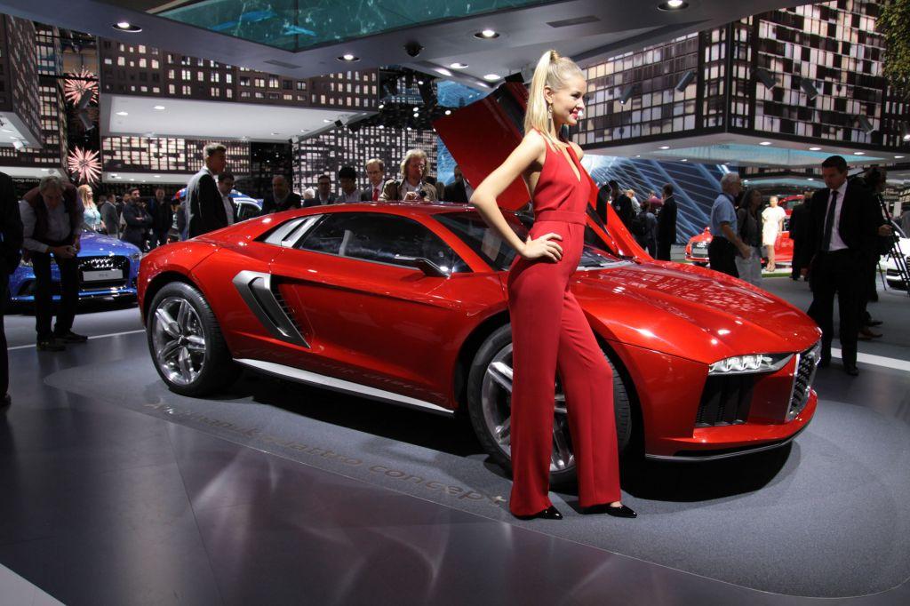 AUDI Nanuk Quattro Concept - Salon de Francfort 2013.com
